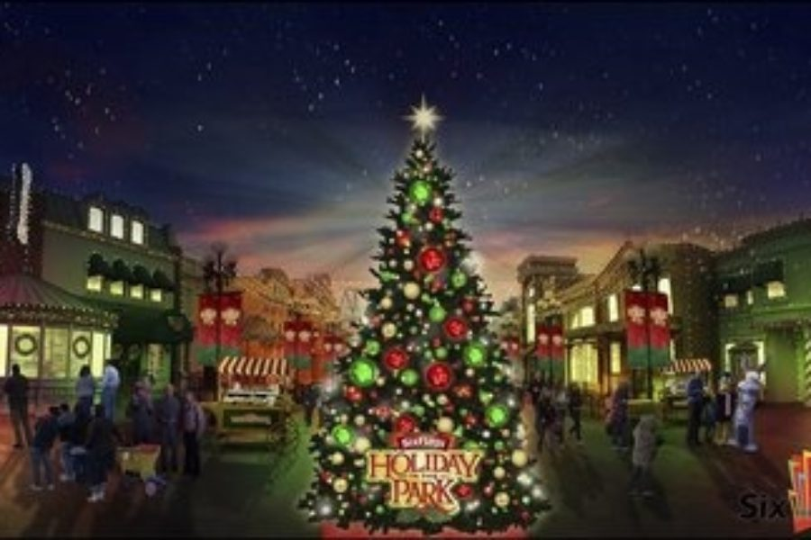 Six Flags announces 'Holiday in the Park'