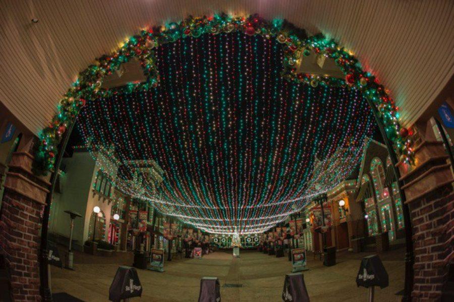 Louisville-based design firm lights up America every Christmas