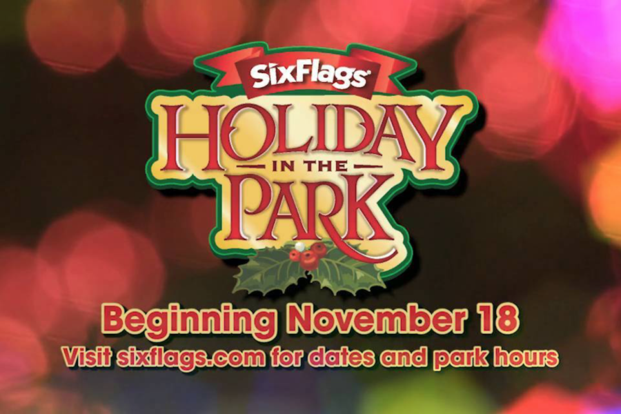 Six Flags Over Georgia's Holiday In The Park
