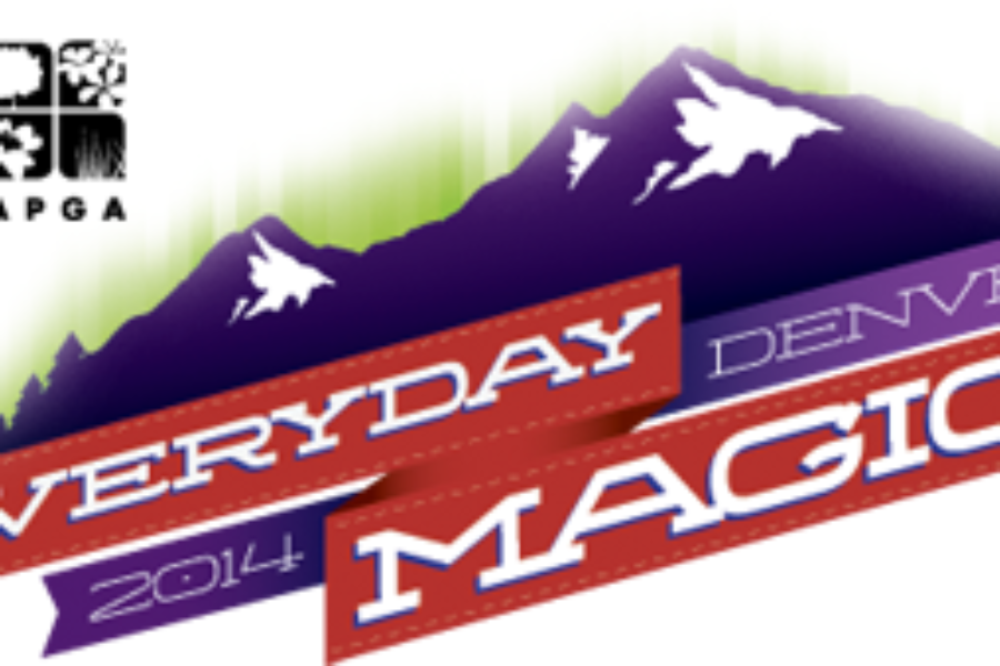 APGA 2014 Everyday Magic June 23-27, 2014 in Denver, Colorado