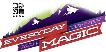 APGA 2014 Everyday Magic June 23-27, 2014 in Denver, Colorado