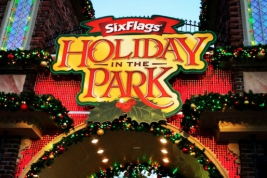 Holiday In The Park – Six Flags Over Georgia