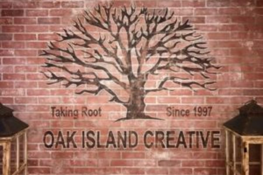 Oak Island Creative is now on The Muse!