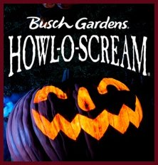 Busch gardens howl o scream kicks off oak island - Busch gardens williamsburg halloween ...