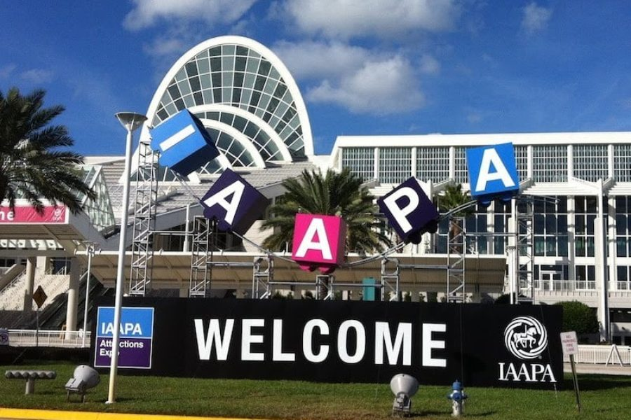 Two Week Countdown to IAAPA 2018