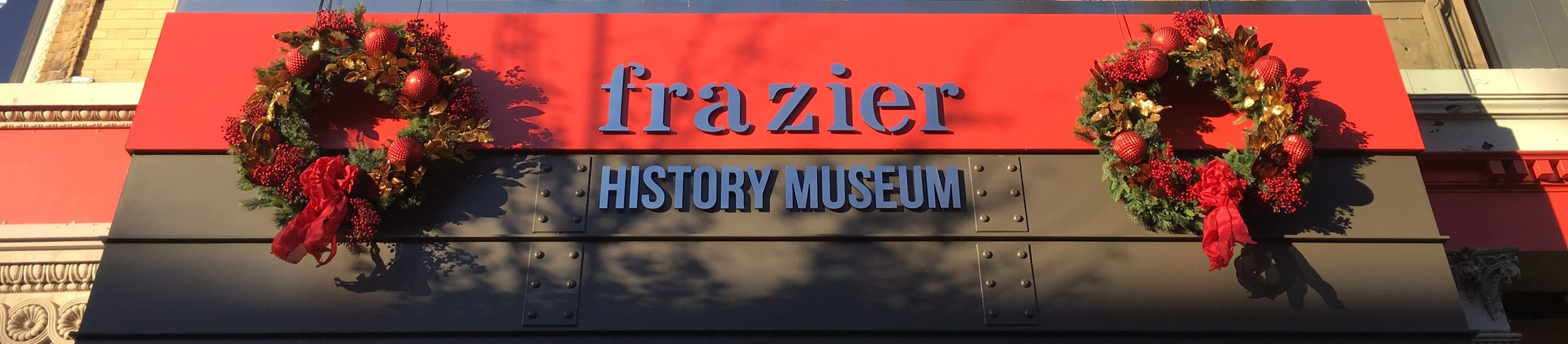 A Kentucky Christmas at the Frazier History Museum