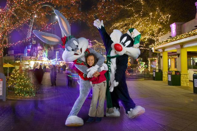 Six Flags Great Adventure Presents Holiday in the Park!