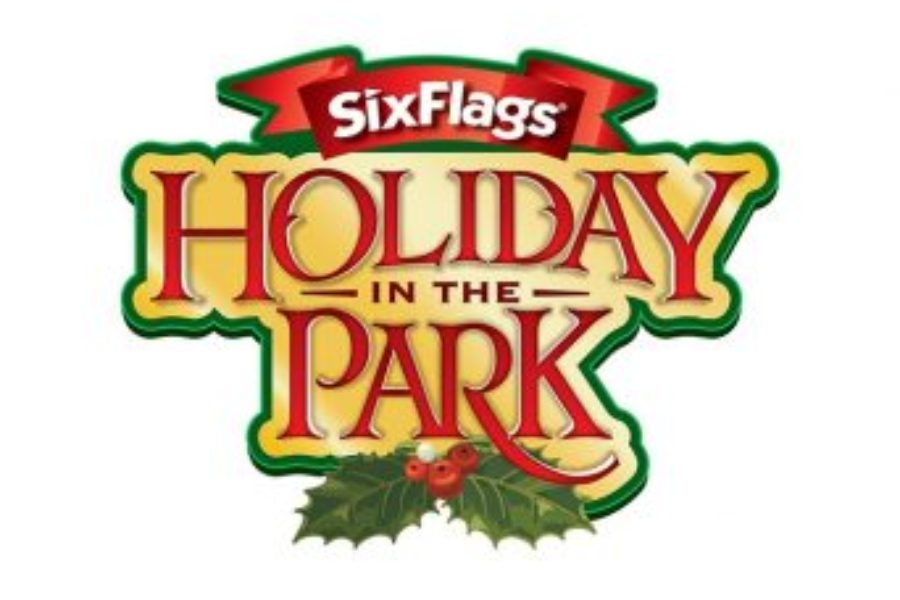 Stop by Holiday in the Park at Six Flags Over Georgia